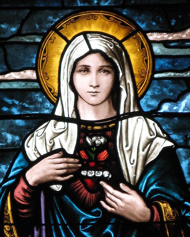 Resultado de imagem para virgem maria