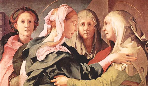 A Virgem Maria e o seu ser Mãe e Filha, escrava e instrumento, da misericórdia de Deus.