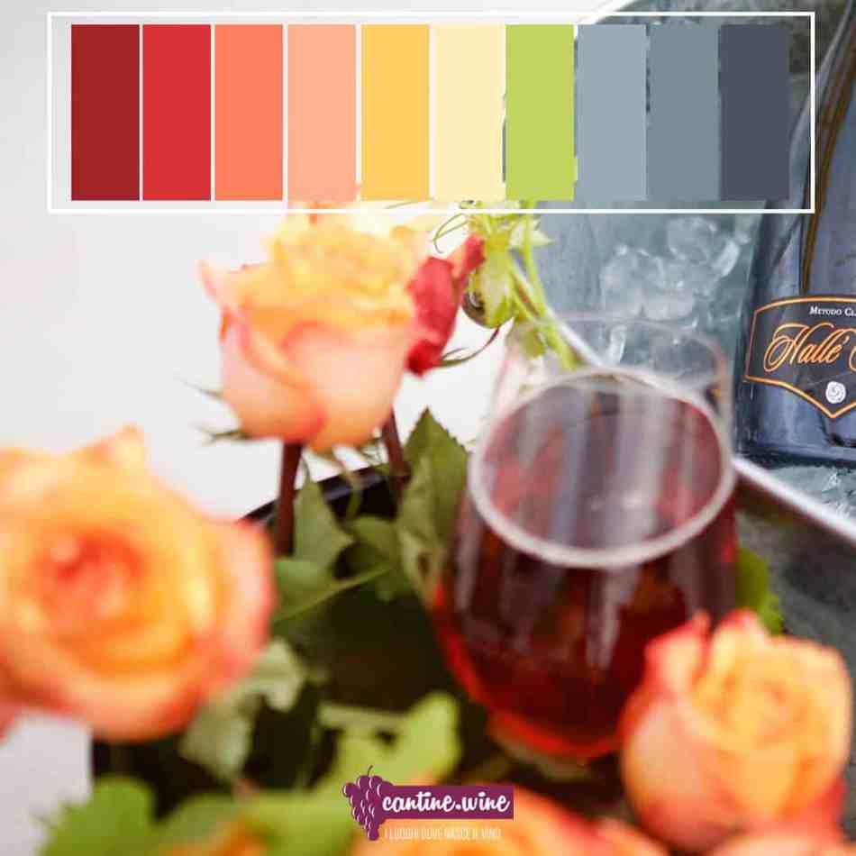 Colore del vino