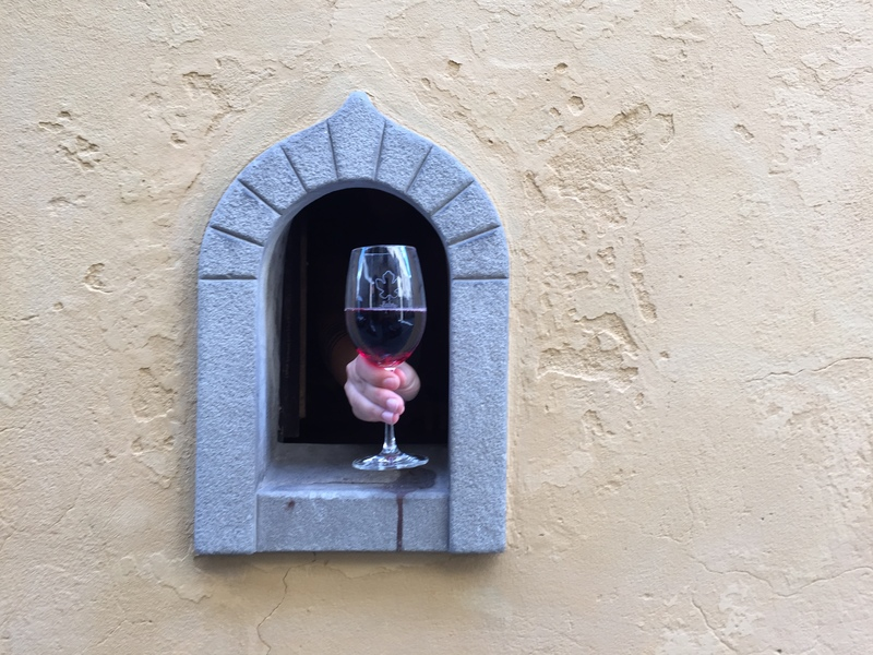 buchette del vino