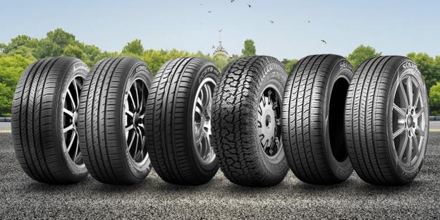 Pneus Kumho: qualidade para o seu carro