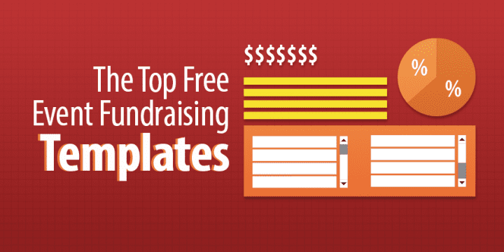 14 best free event fundraising templates