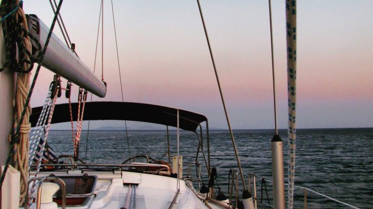 Convoyage -voilier -Captn Boat