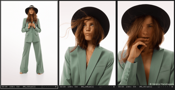 Capture one raw photo editor blogpost mareike keicher color harmonies complimentrary colors after editing contact sheet from shoot