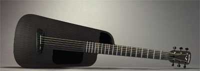 Blackbird Rider carbon fiber guitar