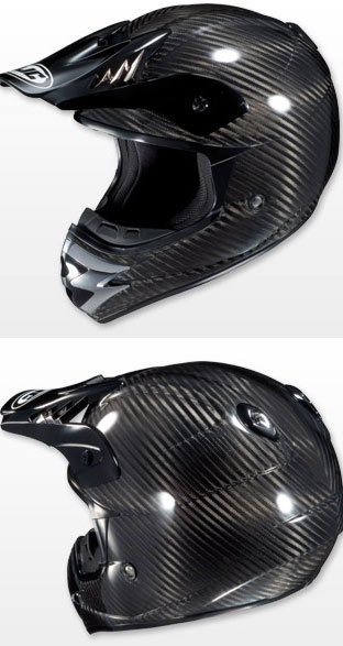 HJC AC-X3 carbon fiber off-road motorcycle helmet