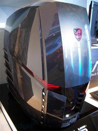 Asus ARES CG6150 Carbon Fiber Gaming Desktop