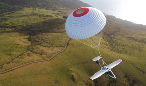 Icon A5 parachute