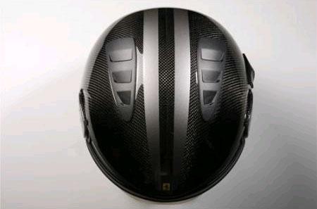 Schuberth Ferrari F430 Scuderia carbon fiber helme