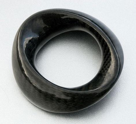 Marketa Richter carbon fiber bracelet