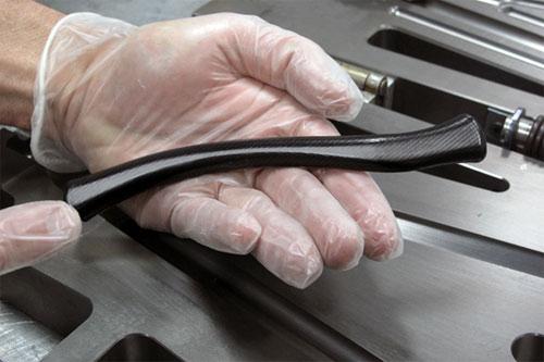 Bontrager carbon fiber clavicle