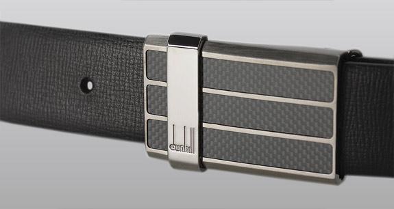 dunhill carbon fiber belt
