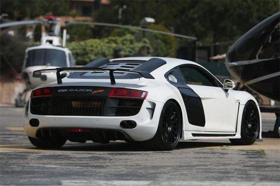 PPI Razor GTR Audi R8