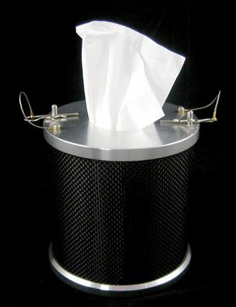 AUTOart Carbon Fiber Tissue Roll Dispenser