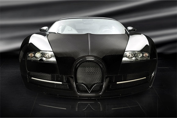 mansory vincero bugatti veyron 1 million extra for a. Black Bedroom Furniture Sets. Home Design Ideas