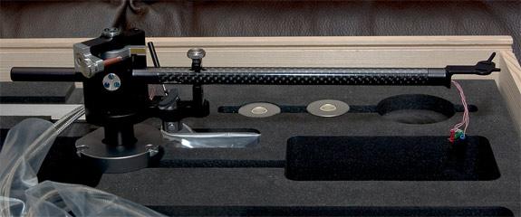 Da Vinci Nobile carbon fiber tonearm