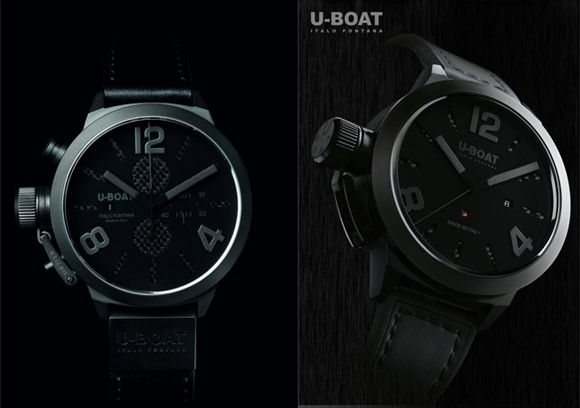 New U-Boat watch
