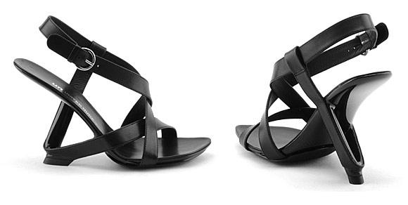 United Nude carbon fiber woman's shoes