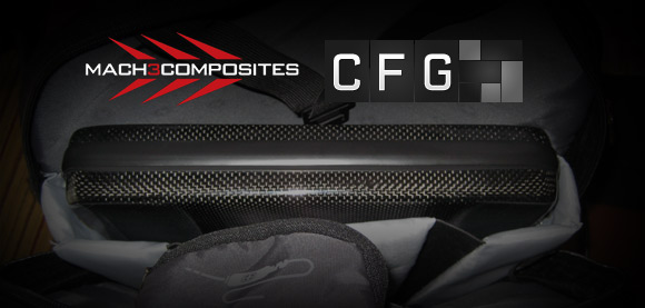 Sneak Preview: New Carbon Fiber Laptop Case Coming Soon From CFG and Mach 3 Composites
