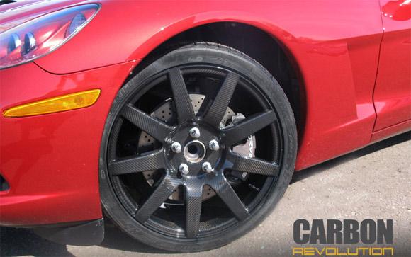 Carbon Revolution carbon fiber wheel