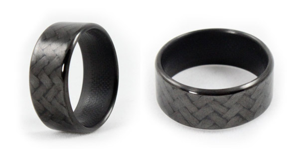 Forty Five all carbon fiber ring