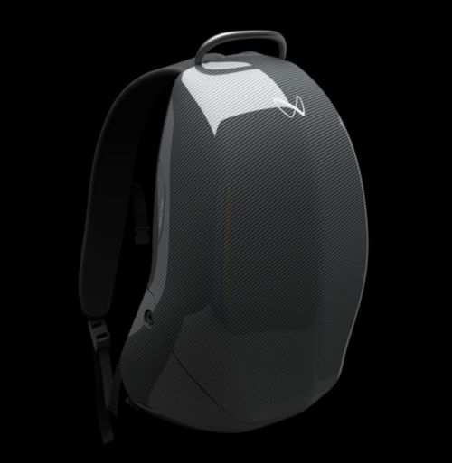 Discovery carbon fiber backpack