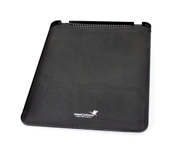 monCarbone HoverCoat carbon fiber iPad case
