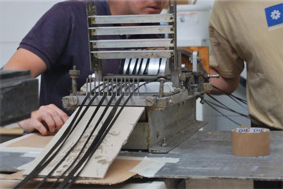 6x 24k carbon fiber tow