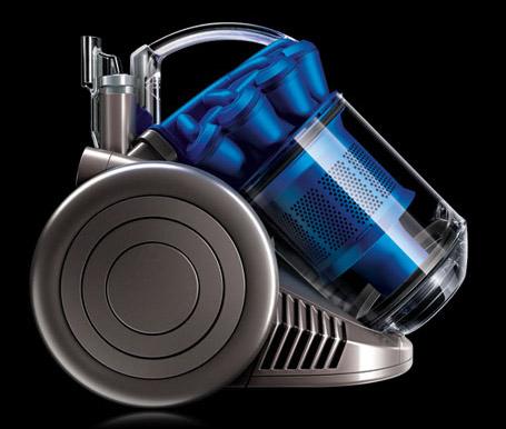 Dyson DC26 carbon fiber vacuum