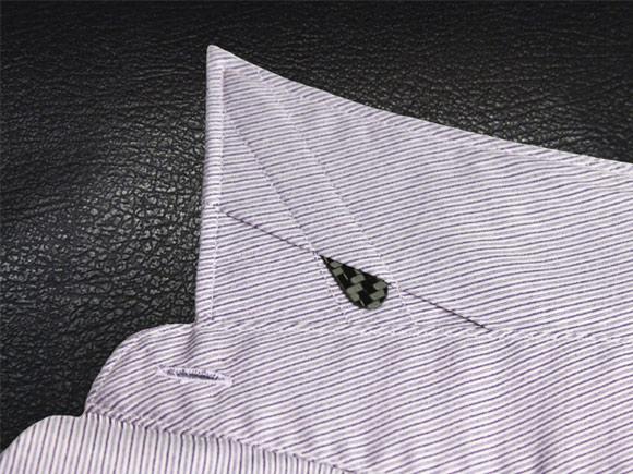 Carbon fiber collar stays