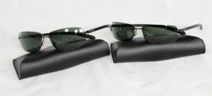 Carbon fiber Ray Ban sunglasses