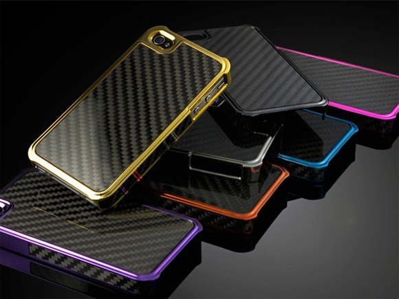 Ion Predator Zero Carbon Fiber iPhone 4 / 4S Case