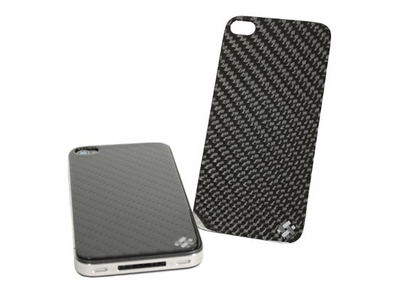 Plate Armor iPhone 4 / 4S Carbon Fiber Back Plate