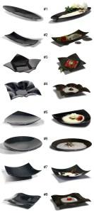Carbon Fiber tray designs