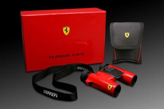 Ferrari Visio carbon fiber binoculars