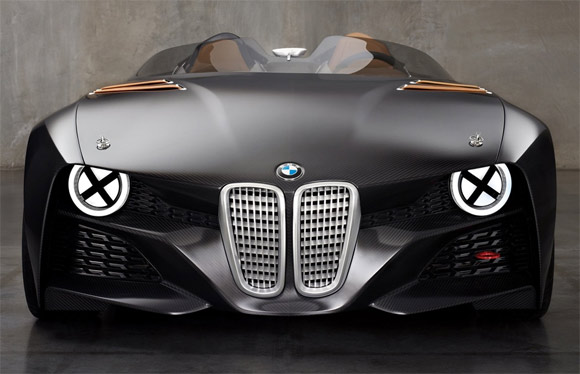 BMW Hommage front