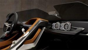 BMW Hommage interior