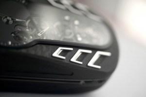 Celsius X VI II's LeDIX Furtif Phone