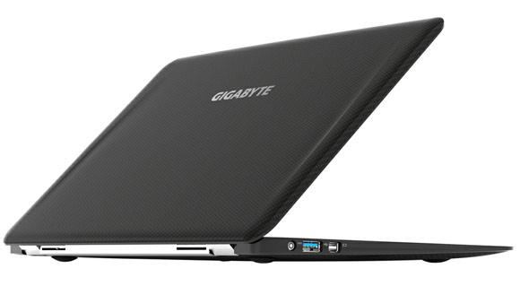 Gigabyte X11 carbon fiber laptop