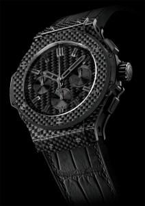 Hublot Big Bang All Black Carbon carbon fiber watch