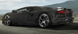Lamborghini Aventador Mansory Carbonado Edition