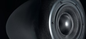 Morel Fat Lady carbon fiber speakers