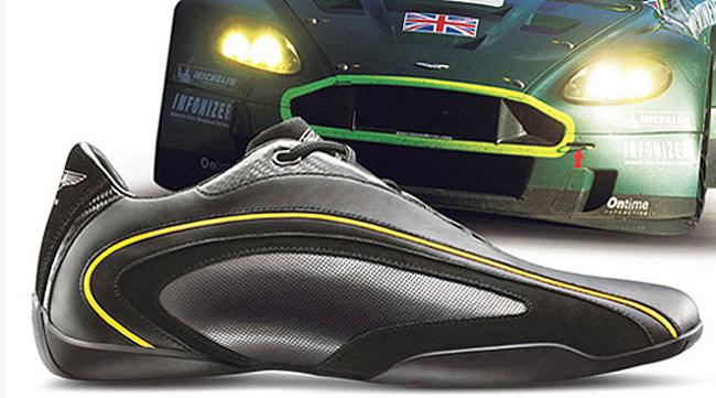Sabelt And Aston Martin Carbon Fiber Racing Shoes Carbon Fiber Gear