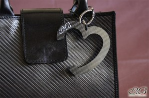 Martina Bonomelli carbon fiber bag hook