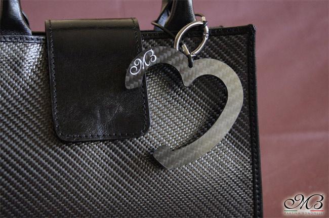 Martina Bonomelli carbon fiber bag hook