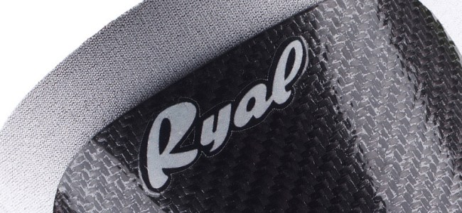 Ryal carbon fiber shin guards
