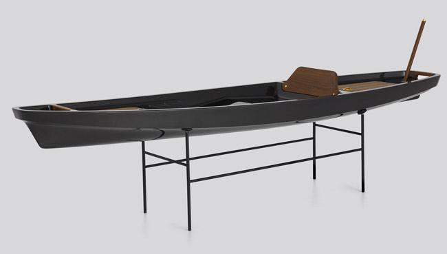 McMellan Jacobs carbon fiber kayak