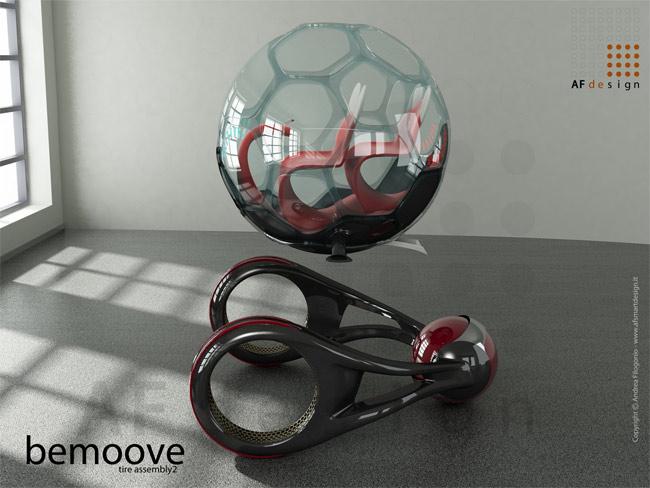 Bemoove concept