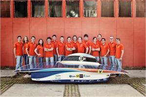 DSM materials featured again in Nuna solar-powered racecar