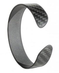 Ultra carbon fiber bracelet